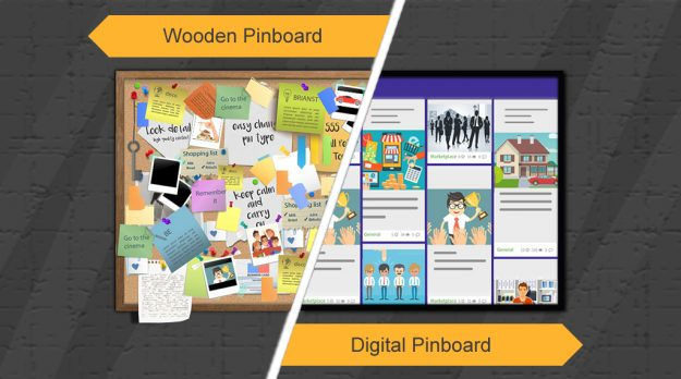 When Pinboards Go Digital