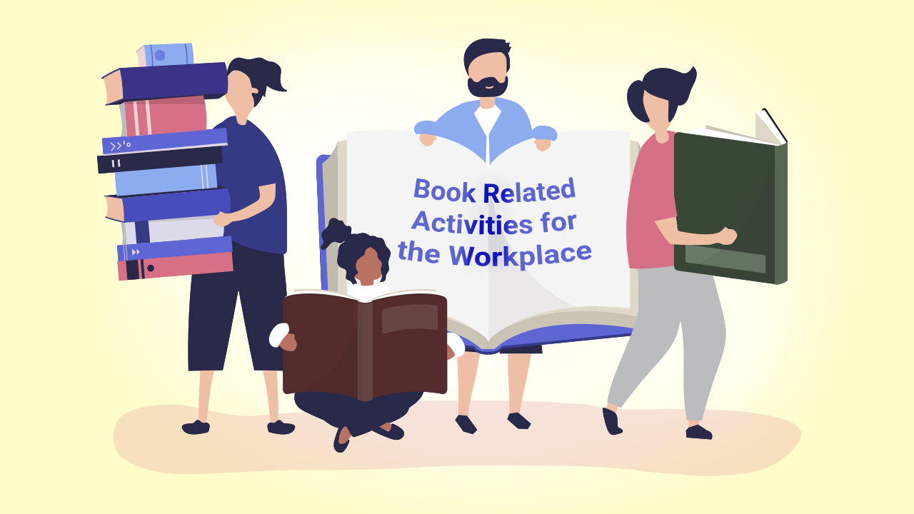Book Related Activities for the Workplace by CircleYard